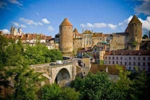 burgundy tour