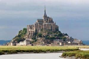 Mont St Michel tour from paris