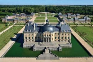 Vaux le Vicomte tour from paris