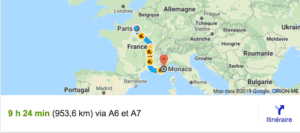 Private transfer from paris to monaco with driver and car with our luxury service you will be able to enjoy your own exclusive day trip from paris to monaco while sitting back relaxed in the seats of one of our publicscrutiny Choice Image