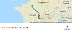 TransferParis Lyon