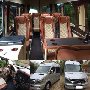 Hire a Minibus with Private Driver | Bus & Coach Services in