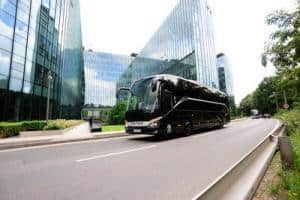 bus coach hire in paris